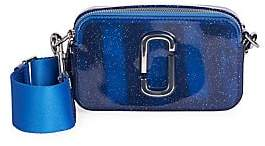 Marc Jacobs Women's The Snapshot Jelly Glitter Camera Bag