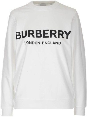 Burberry Logo Print Sweater