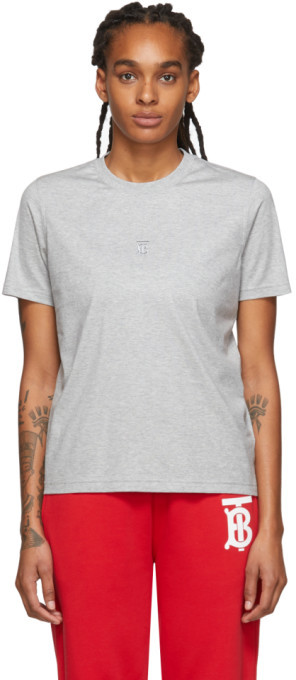 Burberry Grey Dovey T-Shirt