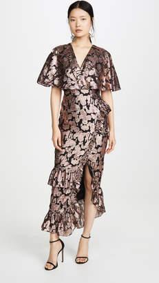 Saloni Rose Dress