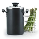 Circulon Acclaim 3 1/2-qt. Nonstick Covered Asparagus Pot with Steamer Basket