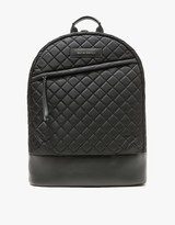 WANT Les Essentiels Kastrup Backpack Black Quilted