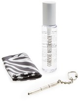 Corinne McCormack Women's Glasses Cleaning Kit - Zebra