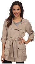 Vince Camuto Fluid-Short Trench