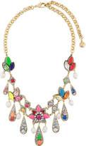 Shourouk Teardrop pendant necklace