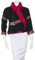 Etro Long Sleeve Embellished Jacket