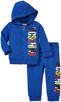 Moschino Sweat Top and Pant Set (Baby) - Royal Blue - 9/12 Months