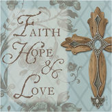Thirstystone Faith, Hope, Love 8 Trivet