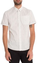 7 Diamonds Men's High Above Woven Shirt