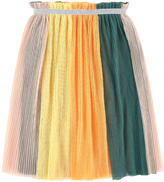Molo Pleated tulle skirt - Brook