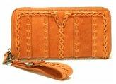 Lockheart Handbags On Track Zip Wallet