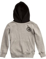 Volcom Toddler Boy's Supply Stone Graphic Pullover Hoodie