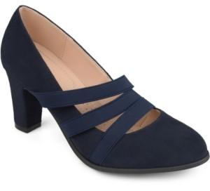 Journee Collection Women's Comfort Loren Heels Women's Shoes