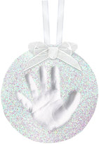 Pearhead Round Handprint Ornament Set