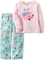 Carter's 2-Pc. Goodnight Fox Pajama Set, Little Girls (2-6X) & Big Girls (7-16)