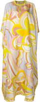 Emilio Pucci printed kaftan dress
