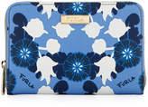 Furla Classic Medium Floral-Print Zip Wallet
