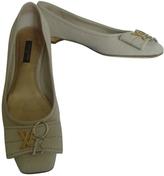 Louis Vuitton Fabric Ballet Flats