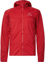 Arc'teryx - Atom Sl Padded Nylon-ripstop And Stretch-jersey Hooded Jacket