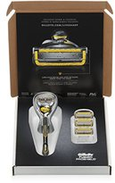 Gillette Fusion ProShield Bundle with 4 ProShield Razor Blade Refills + 1 ProShield Handle with FlexBall Technology, 1 Kit