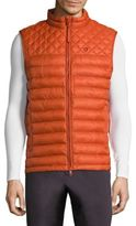 Strellson Quilted Zip-Front Jacket