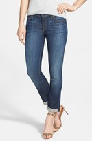 7 For All Mankind Crop Skinny Jeans (Nouveau New York Dark)