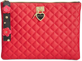 Betsey Johnson Boxed Quilted Pouch, Only At Macy's