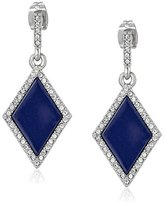 Karen Kane Diamante Drop Earrings