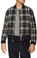 Timo Weiland Duncan Checkered Bomber Jacket