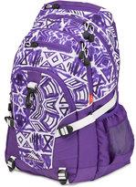 High Sierra Loop Backpack in Shibor Deep Purple
