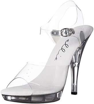 Ellie Shoes Women's 521-brook-w Heeled Sandal