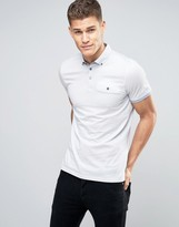 Ted Baker Polo in Print