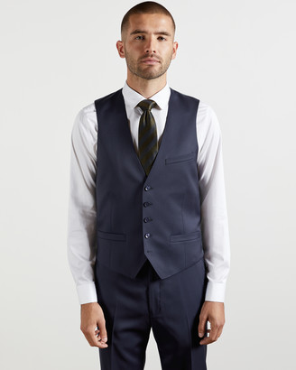 Ted Baker FRANFW Debonair twill waistcoat