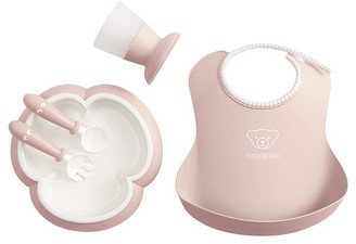 BABYBJÖRN Dinner Set Powder Pink