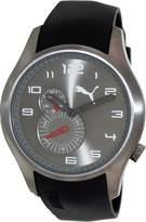 Puma Men's Boost PU102351005 Black Polyurethane Quartz Watch with Dial