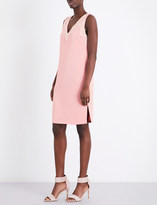 Claudie Pierlot Rapide crepe shift dress