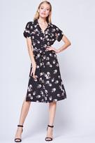 Yumi Kim Signature Silk Shirt Dress