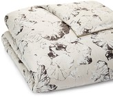 Vera Wang Nordic Leaves Duvet Cover, Queen