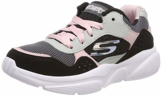 Skechers Girl's Meridian-charted Trainers