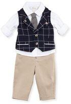 Miniclasix Mock-Vest Shirt w/ Pants, Size 2-4
