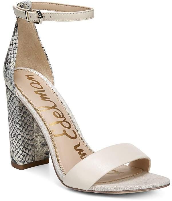 96bfb3ba067 Women's Yaro Ankle Strap Block Heel Sandals