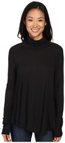 Lilla P Warm Viscose Swing Turtleneck