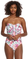 Betsey Johnson Prisoner of Love One Piece Swimsuit 8157019