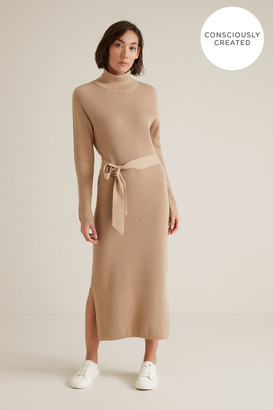 Seed Heritage Sustainable Knit Dress