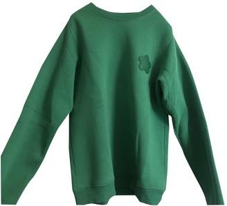 Christopher Kane Green Cotton Knitwear & Sweatshirts