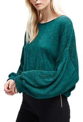 French Connection Willow Jersey Top