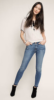 Esprit OUTLET cropped vintage style stretch jean