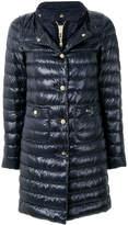 Herno padded midi coat
