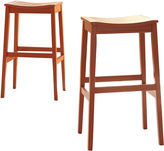 Signature Design by Ashley Bantilly Set of 2 Barstools