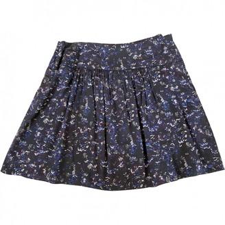 Comptoir des Cotonniers Navy Skirt for Women